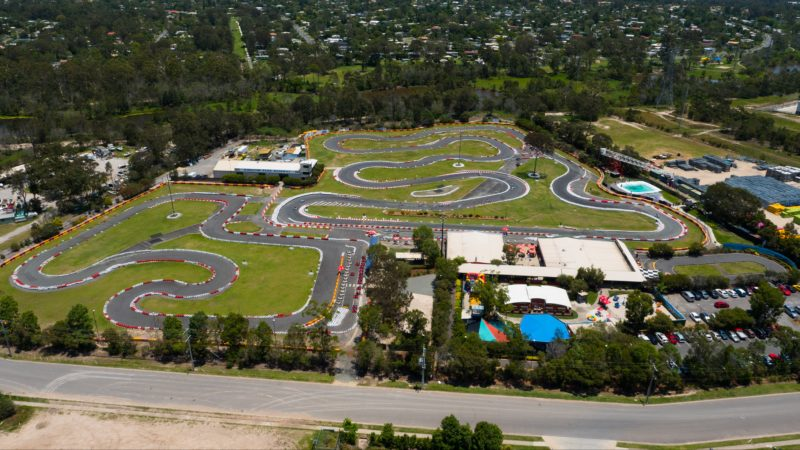 Go Karting, Family Fun, Amusement rides