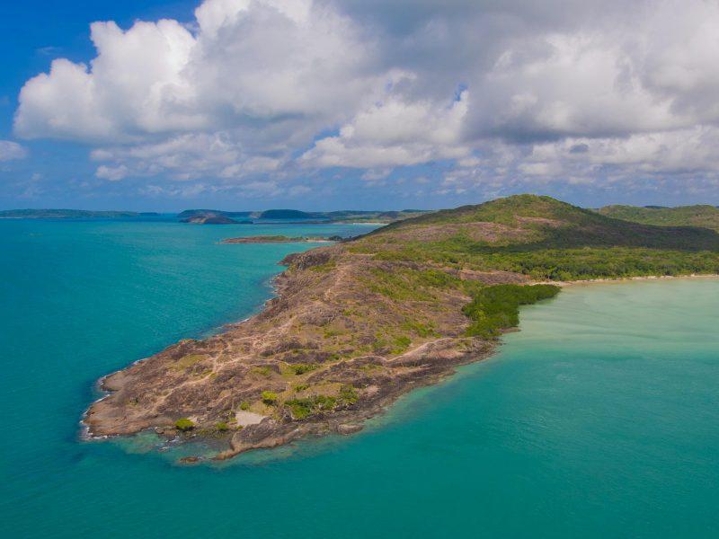 Tip of Cape York, Queensland