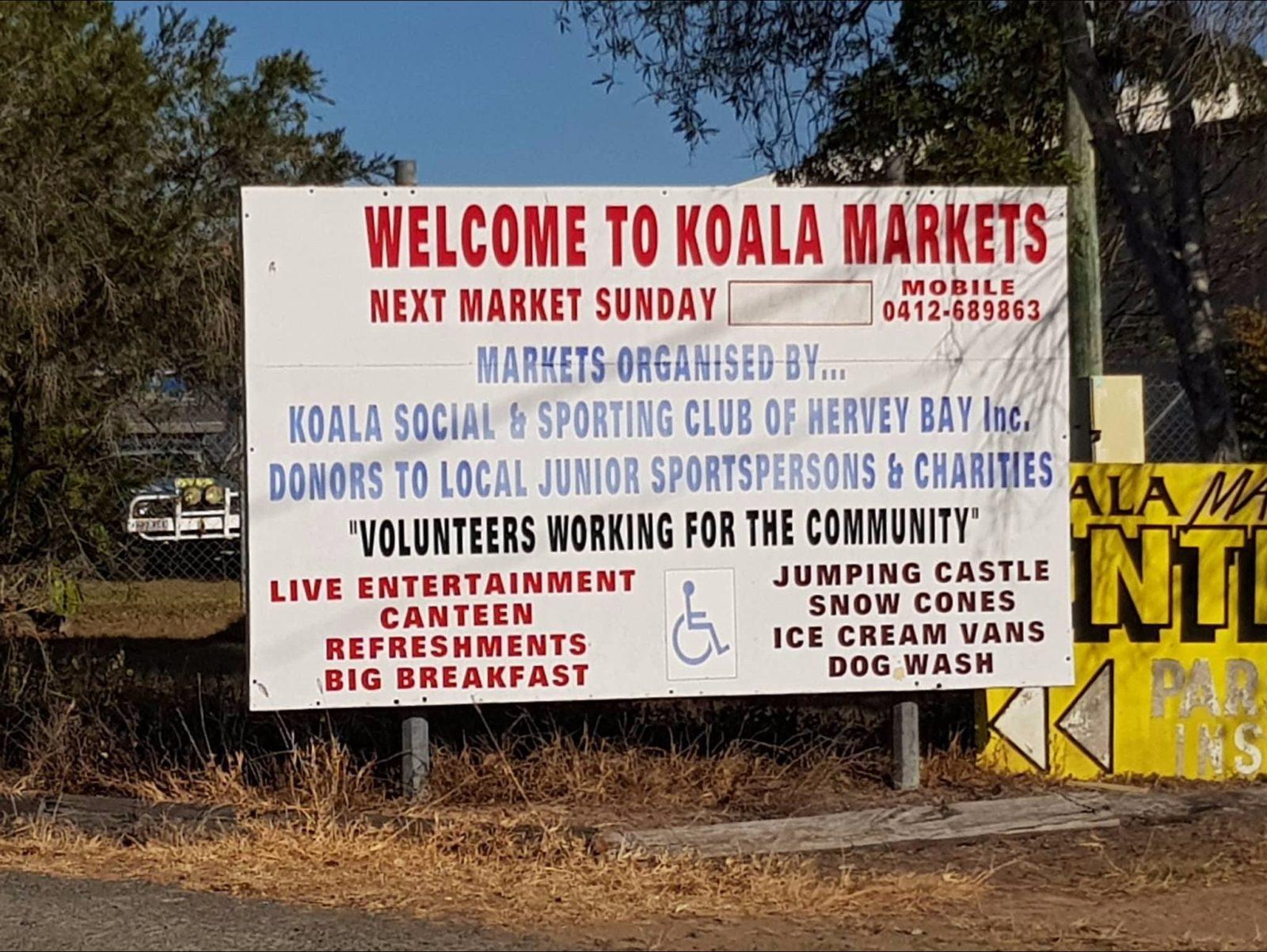 Koala markets