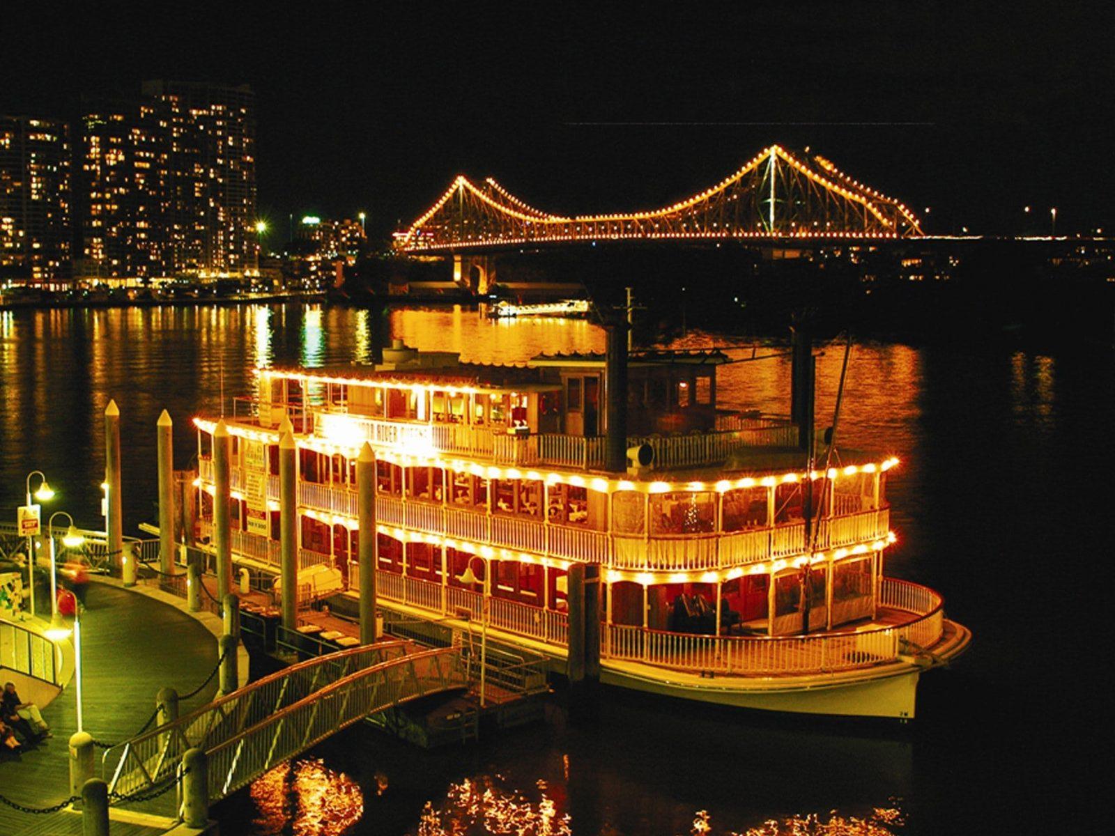 Kookaburra Showboat Cruises