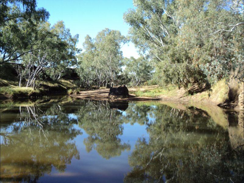 Kooroorinya Falls Nature Reserve