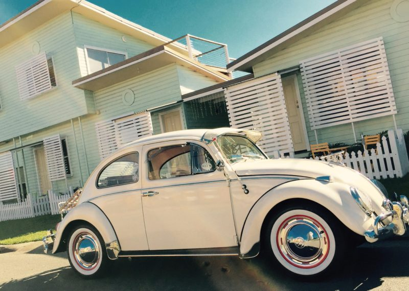 Enjoy the 1950's vibe
