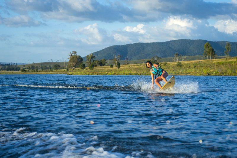 Lake Somerset -water sports
