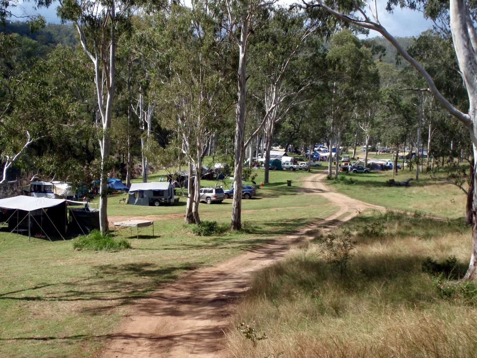 The Gums Camping Area
