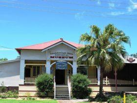 Landsborough Shire museum