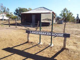 Langenbaker House