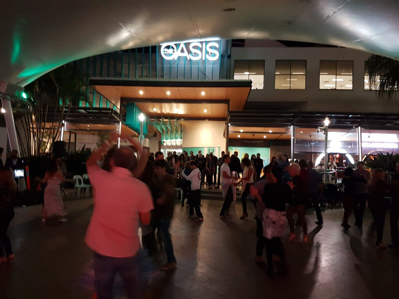 Oasis Shopping Centre