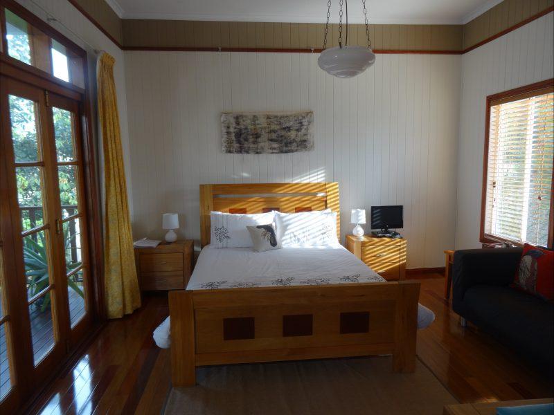 Le Piaf on Treasure B&B, Bedroom