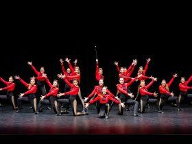 Leisa Payne School of Dance presents Hollywood's Walk of Fame