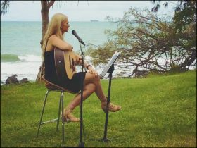 Live Music Bundaberg Liana McKay The Waves Sports Club