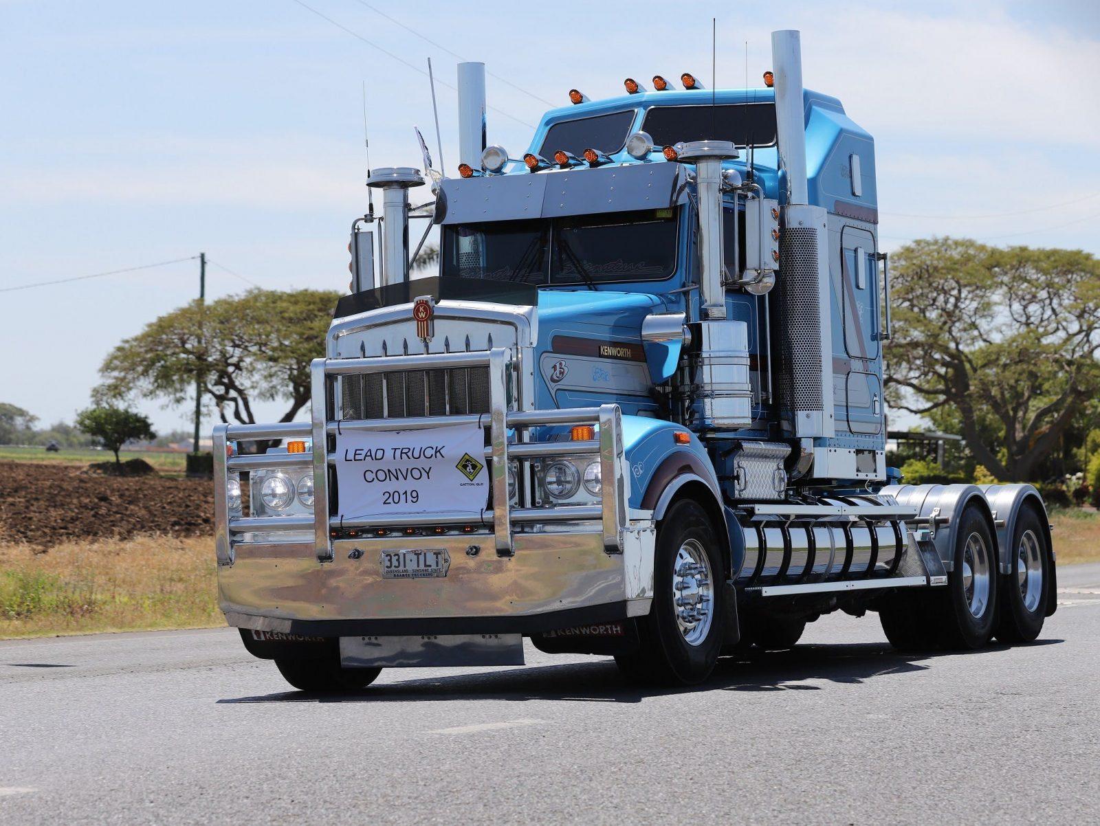 Lead Truck
