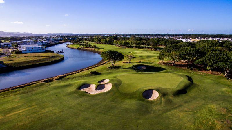 Links Hope Island Golf Course