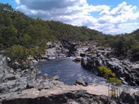 Little Annan Gorge