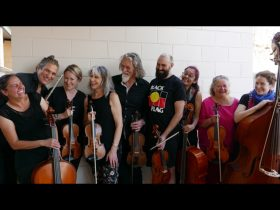 world chamber orchestra Alice Springs