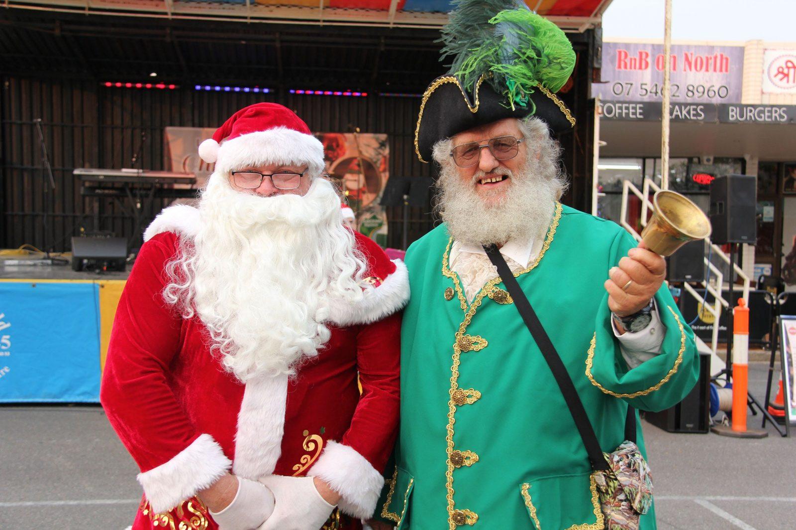 Lockyer Valley Christmas Carnival - Santa