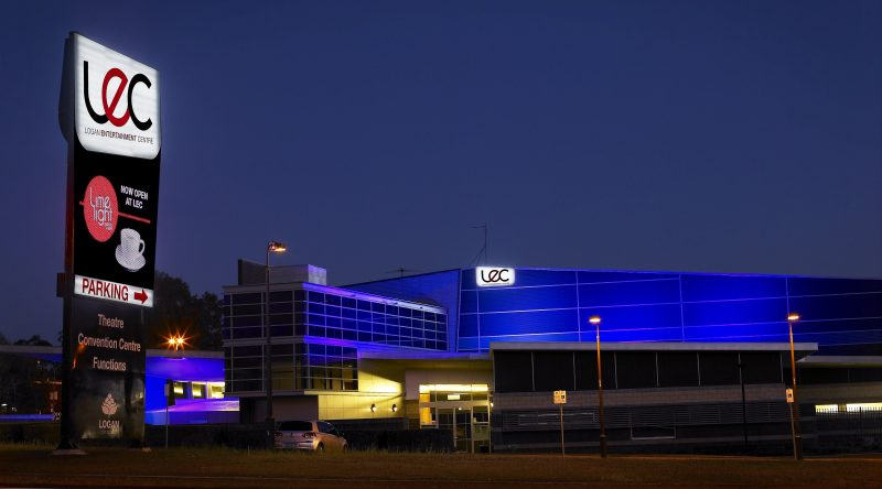 Logan Entertainment Centre