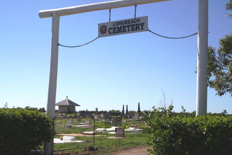Longreach Cemetery