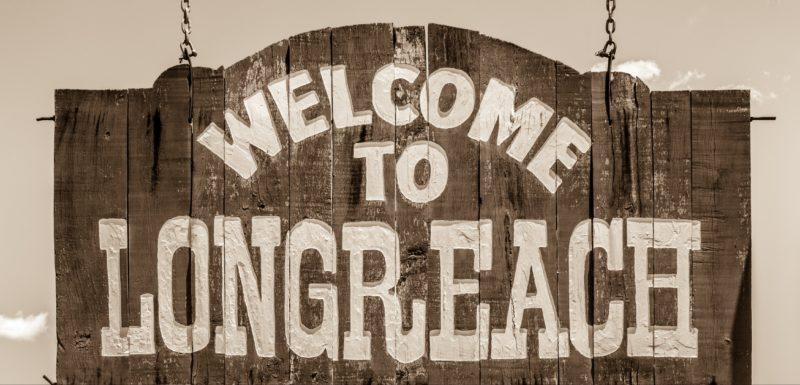 Longreach Sign
