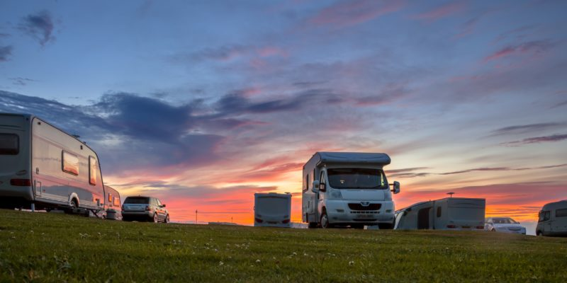 Luxury Caravan Hire