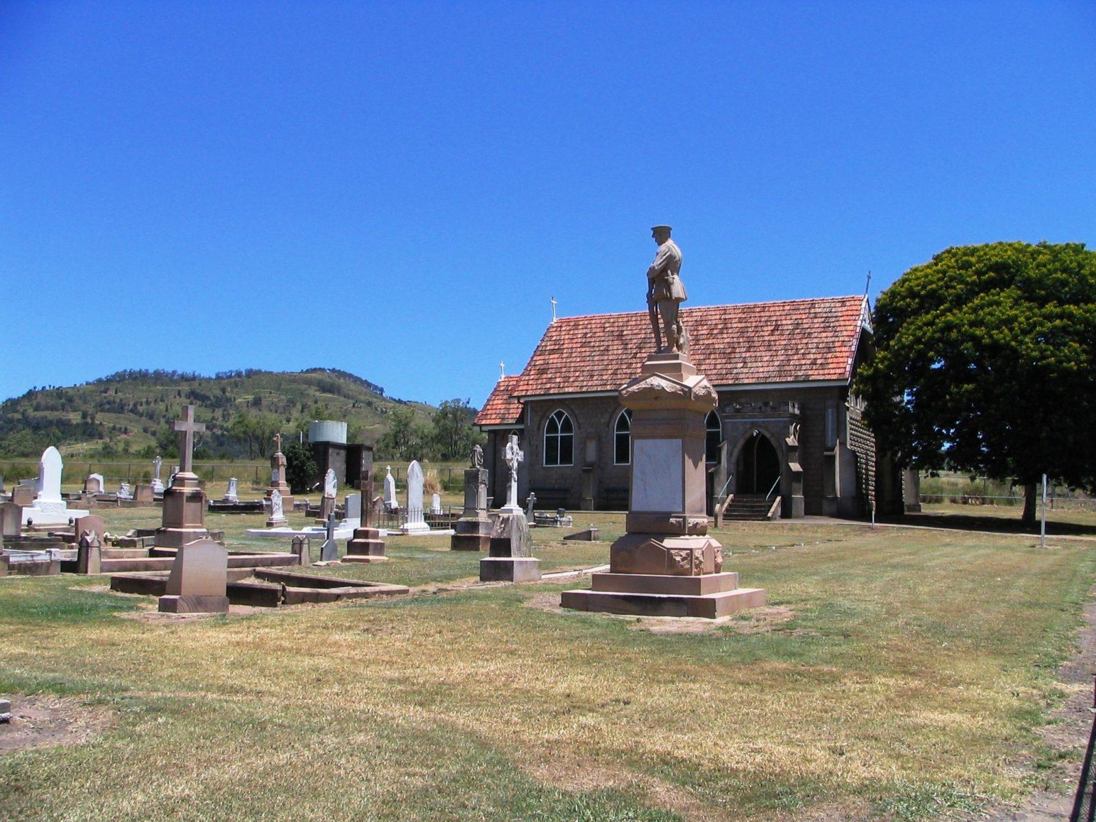 Ma Ma Creek War Memorial