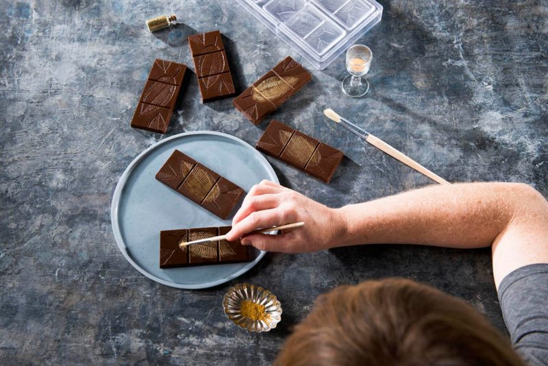 Chocolate Cooking Class Workshop