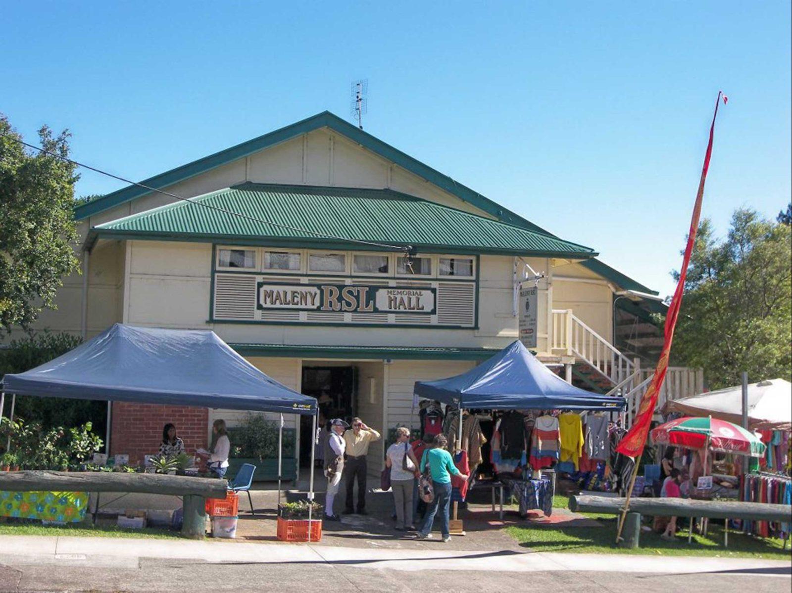 Maleny Market