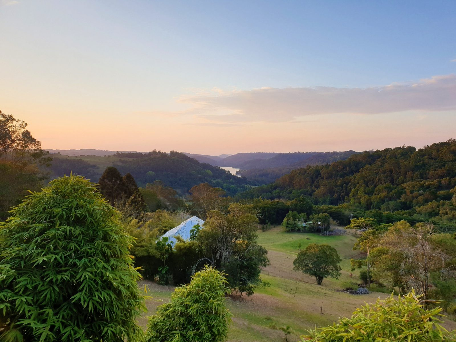 Overlooking Maleny Tropical Retreat