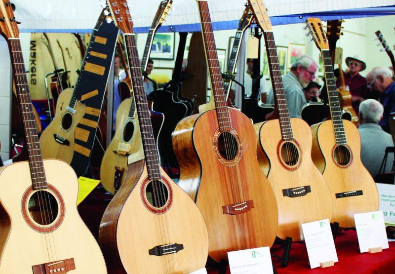 Guitars at MWE