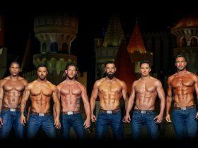 Manpower Australia performs live at The Ville Resort-Casino