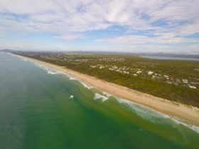 Marcus Beach Sunshine Coast