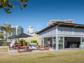 Maroochydore Beach Holiday Parks Camp Kitchen