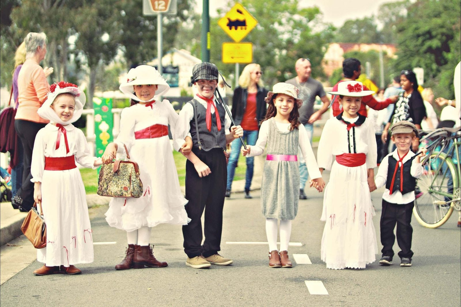 Mary Poppins Festival in the Park