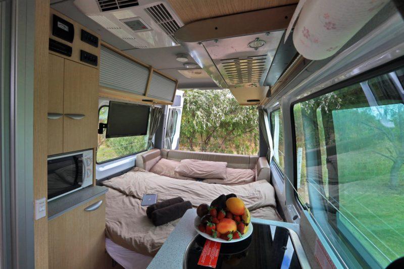 maui motorhomes campervans