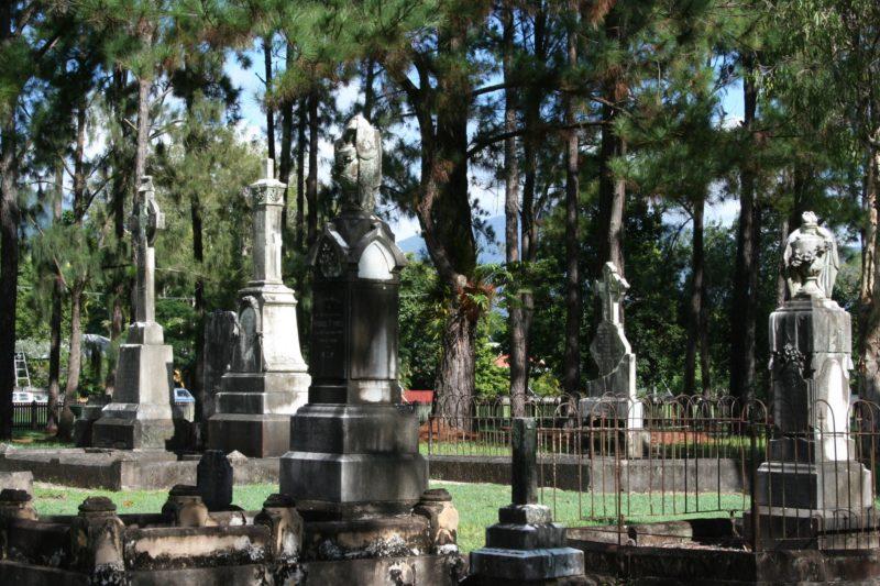 McLeod Street Pioneer Cemetery, Cairns