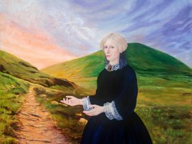 Catherine McAuley Portrait