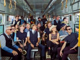 Melbourne Ska Orchestra – Good Days Bad Days Tour