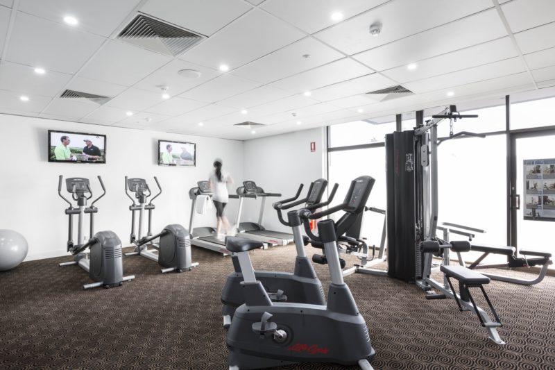 Mpulse - Hotel Gym