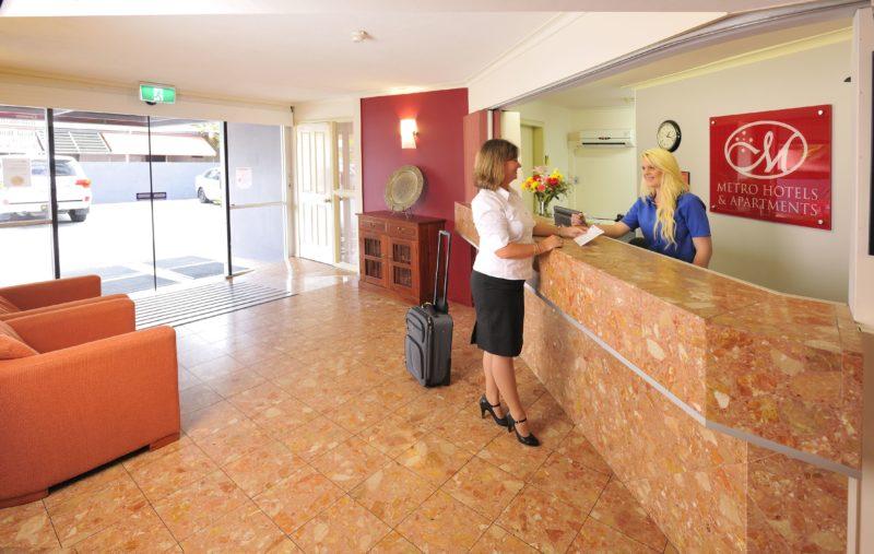 Metro Hotels Gladstone Accommodation