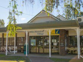 Miles Visitor Information Centre