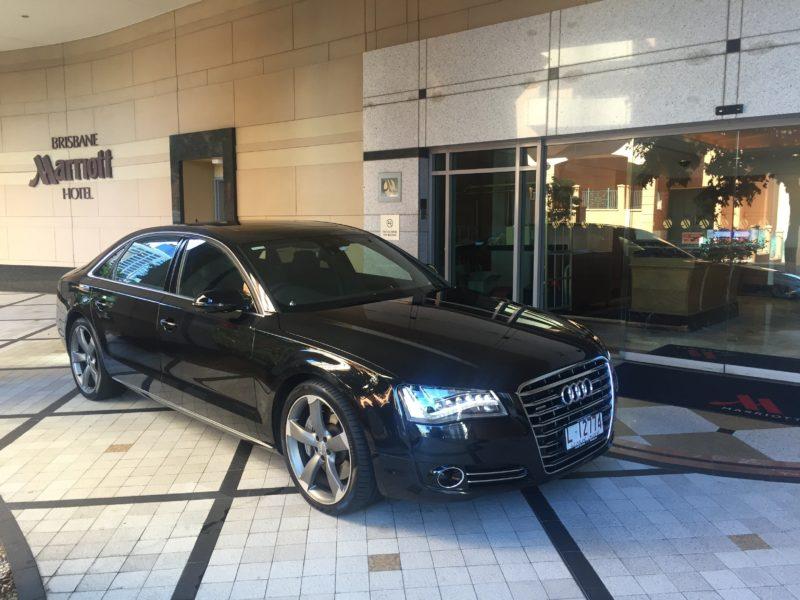 Audi A8L Hotel Transfer