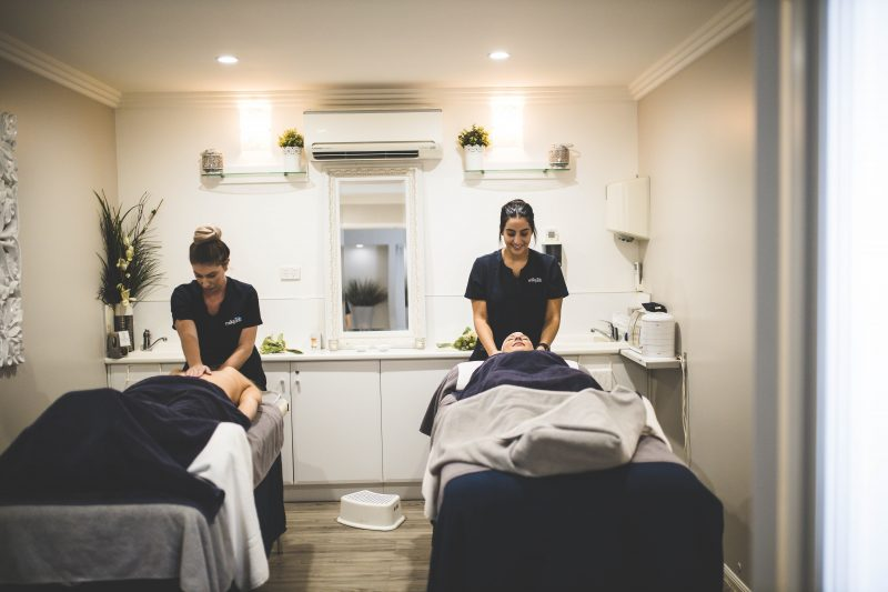 Double Spa Packages