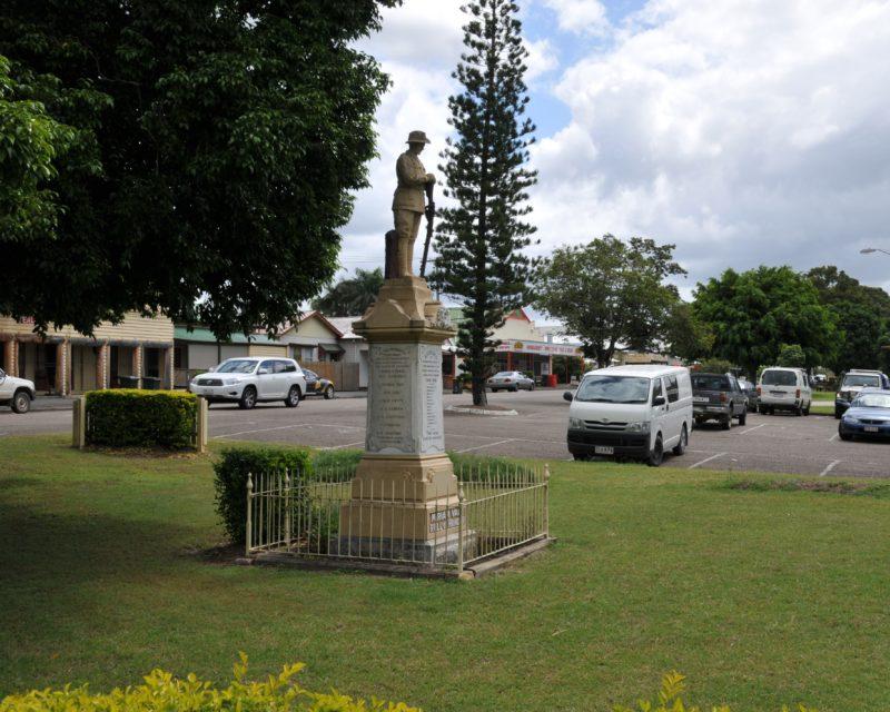 Miriam Vale War Memorial