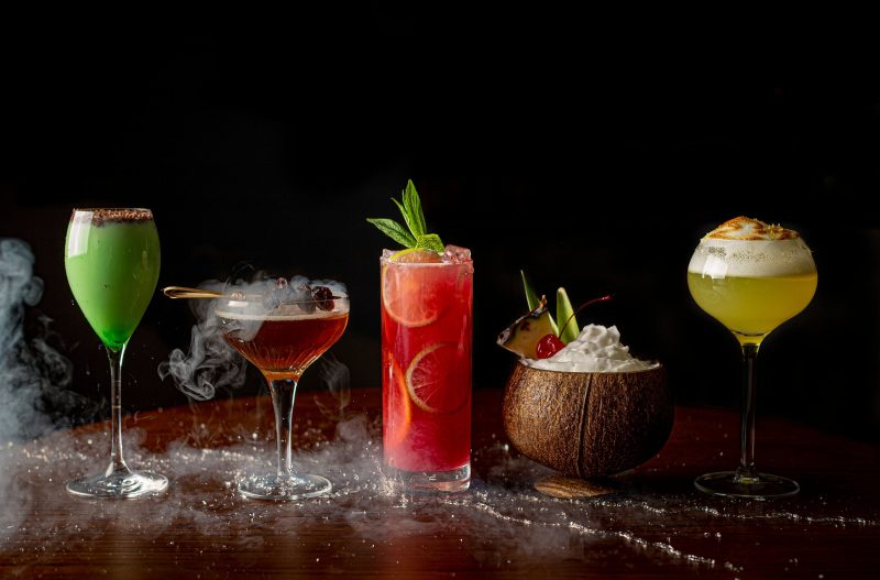 award winning signature cocktails