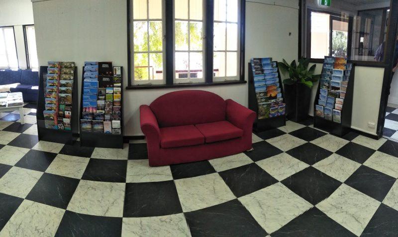 Info Room