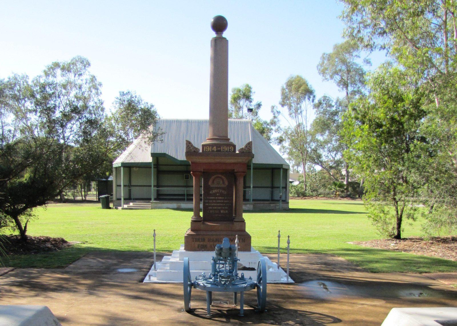 Mitchell War Memorial