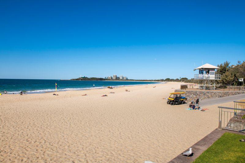 Mooloolaba Main Beach