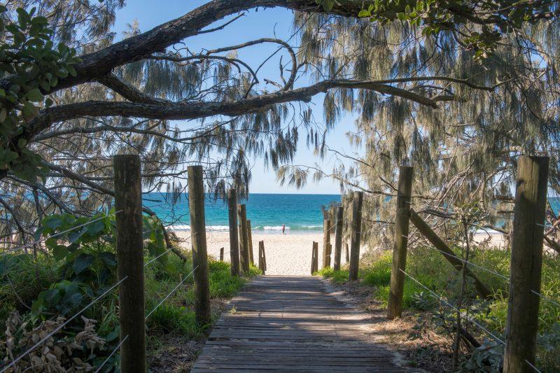 Mooloolaba Beach Access