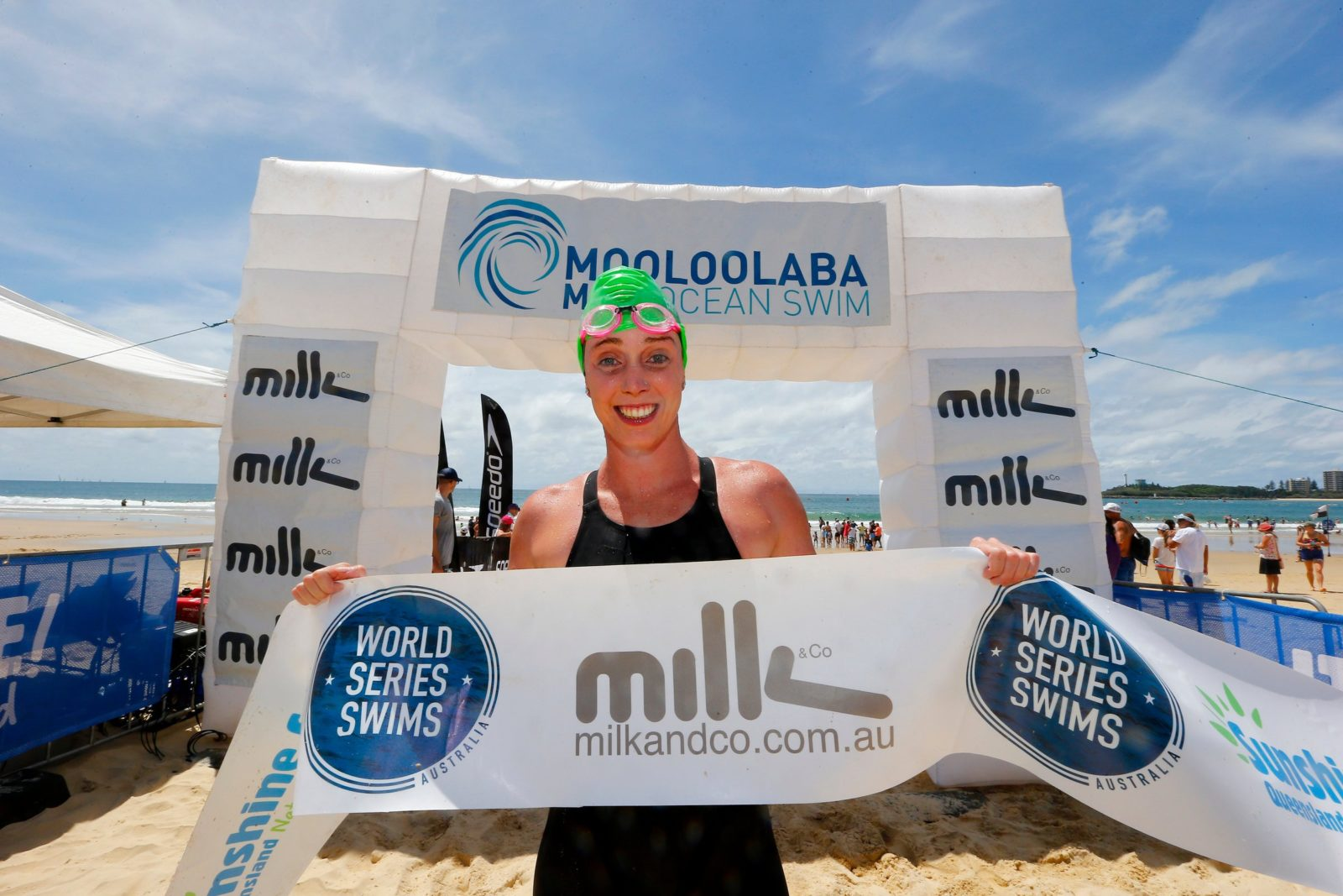 2016 Mooloolaba Mile Winner - Kareena Lee
