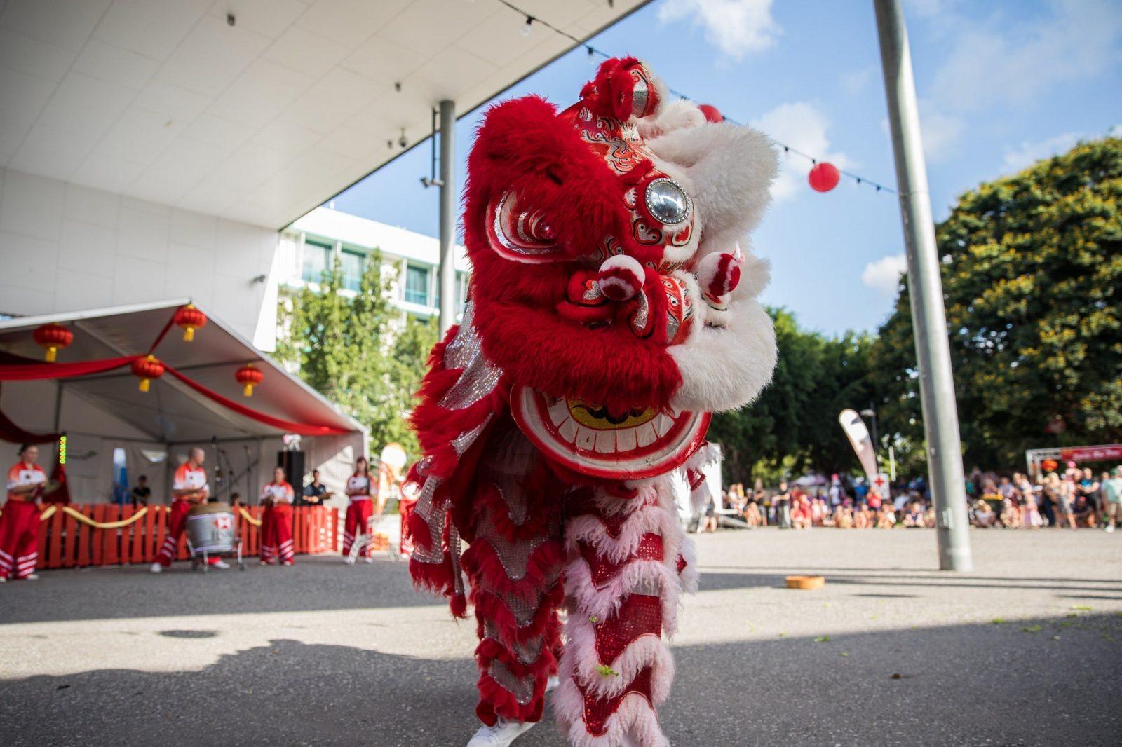 Moreton Bay Region Lunar New Year Chinese Dragon