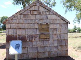 Kerosene Tin Hut